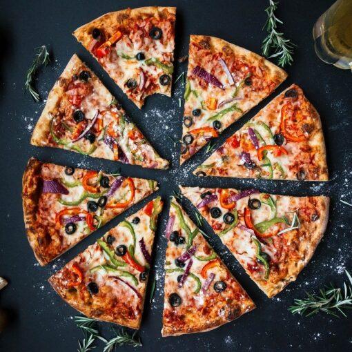 czy pizza jest zdrowa
